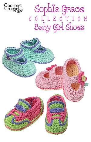 crochet, pattern, tuto, anglais, chausson, baby, booties, bébé, layette,