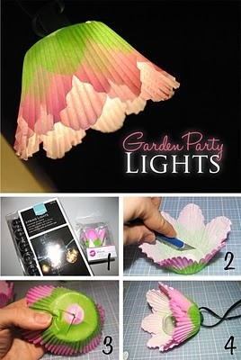 fancy, lights, paper, cup, papier, luminaire, guirlande, diy, facile, à faire,