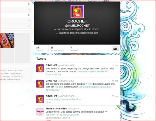 crochet,twitter,information, monde, international, tag,