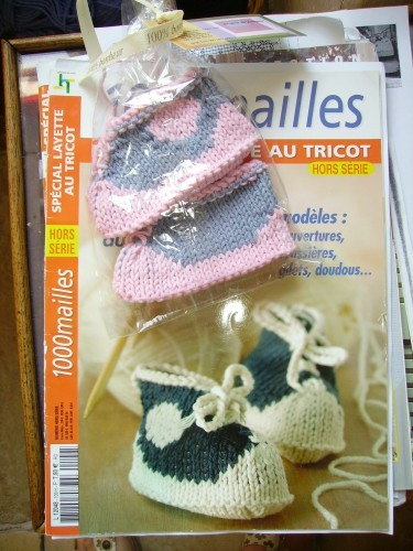 baskets, chaussons, babies, booties, snickers, éditons, de saxe, tricot