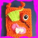 marticelle, broche, recup, animaux, animal, crochet, capitaine, blog
