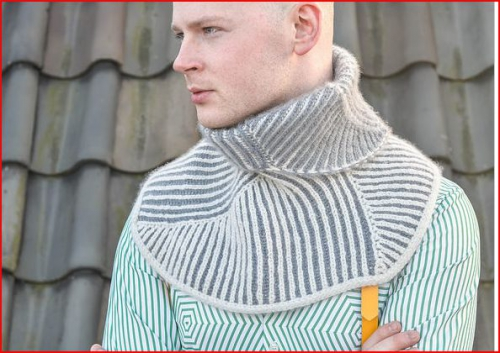 stephen west, designer, maille, tricot, chale, shawl, multicolore, fun, amusant,