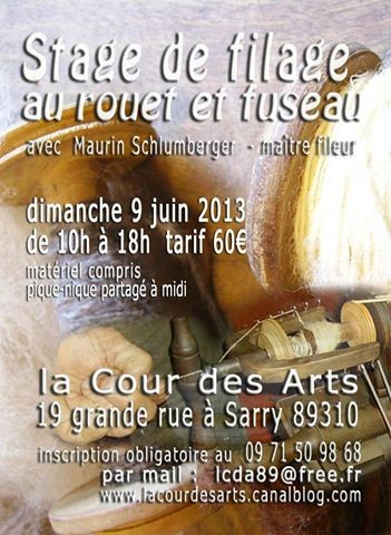 filage, rouet, fuseau, bourgogne, cour, arts, sarry, maurin, schlumberger, laine, cardeuse, carde , cardage, mouton, toison